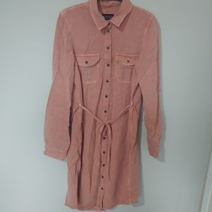 Parasuco jeans tunic dress